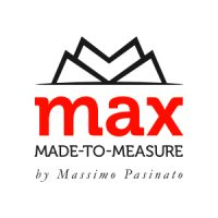 max made to measure logo quadrato home