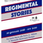 Regimental Stories – evento