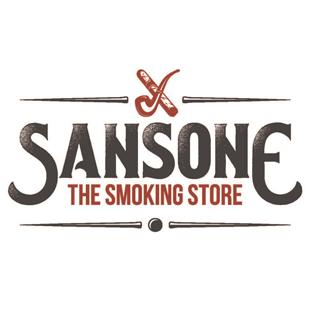 logo sansone smoking store